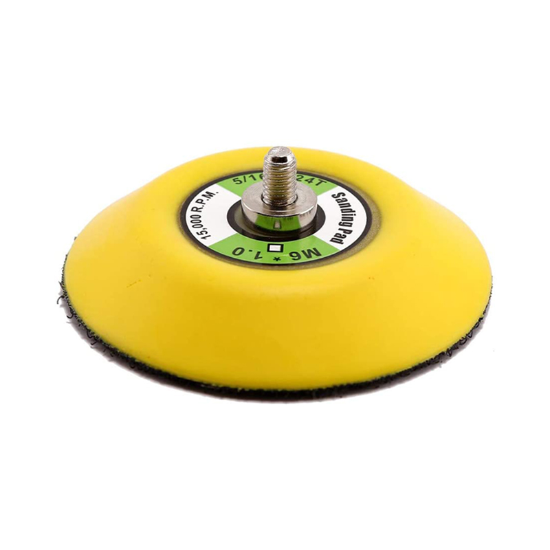 3 Inch Professional 12000RPM Double-acting Random Orbital Sanding Pad with Smooth Surface for Polishing and Sanding Tool